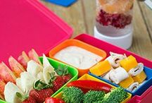 School Lunch Ideas / Finding reusable and healthy lunch options