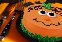 Pumpkin Party / Bring out the orange for a Fall Pumpkin Patch Party! These DIYs and easy party planning tips can help you plan just about any Fall party, for a Halloween bash to a Thanksgiving celebration! With a delicious DAIRY QUEEN Cake at the center of your party table, your guests will want your celebration to last all season long! / by DQ® Cakes