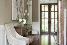 Entryway / Decorating your entryway.