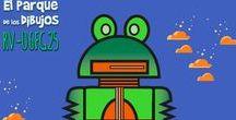 Robots Planeta Pomelo, Duna y Rosi, El Parque de los Dibujos / Robots exclusivos realizados por el equipo creativo de Planeta Pomelo, Duna y Rosi, El Parque de los Dibujos. http://www.elparquedelosdibujos.com/colorear/dibujos-para-colorear-robots/dibujos-colorear-robots.php
