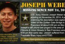 NOVEMBER MissingVeterans.com / U.S. Veterans missing during the month of November.