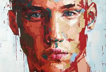 Digital Art Portraits