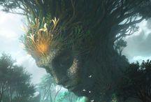 Digital Art - Fantasy World