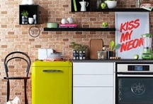Kitchen / A board for all things kitchen! Keep Pinterest rules in mind: No Spam or inappropriate content. Spammers will be removed! Please pay attention to the copyrights, and please credit photographers! Thanks for following and joining this board! Enjoy :)