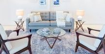Color Palettes / Color palettes, and trends to incorporate into your home.