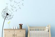 Flower Wall Decals / by Wall Decal World
