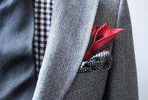 Suits / by Samuel Nalli