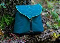 Backpacks / Leaflingbags - Etsy Shop Backpack collection Handmade bags