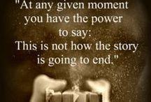 Words that matter...