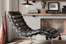 Masculine Design / Decor inspired by the guys. / by Domaine