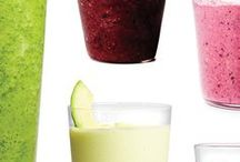 Smoothies / by Miss Sunshine