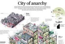 Illustratieve Infographics