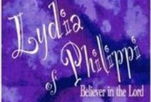 Lydia of Philippi, Believer in the Lord