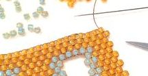 Peyote Beading / Bead Weaving