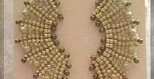 Herringbone Beading / Bead Weaving