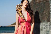 Summer fashion Menesthò Ariadne's thread / FASHION, RESORTWEAR, ETHICAL, SUSTAINABLE, ECO-FRIENDLY