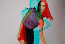 Colorful life! / colors, inspiration, life, fashion, design