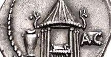 Монеты. Архитектура / Архитектурные памятники и природные достопримечательности на монетах России и мира