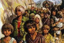 Geschiedenis verhalen / Kinderboeken en verhalen die zich in de geschiedenis afspelen