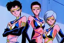 55 sailormoon starlights trio