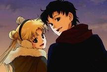 55 Seiya Kou & Usagi Tsukino love romance