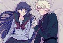 55 Rei & Jadeite romance