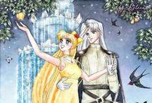 55 Minako & Kunzite romance