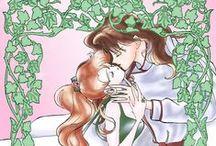 55 Makoto & nephrite romance