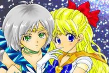 55  Minako and Yaten romance
