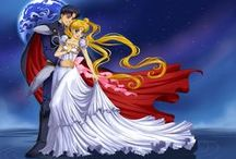 55 princess Serenity and prince endymion