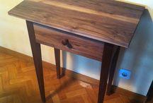 Xavi Molina furniture & cabinet maker /  Sculptural Objects & Funcional Art