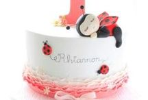 Fondant Cake Ideas / Beautiful fondant cakes for any occasion!