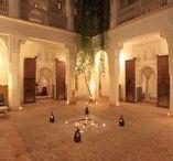 marrakech Morocco マラケシュ モロッコ / サーモンピンクの街 du maroc