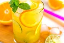 Drink me! / Yummylicious Drinks! Find your favourite one among all these mouthwatering recipes! Hot, cold, healthy, sweet, refreshing, alcoholic, alcohol free! Smoothies, Hot Chocolate, Coffee, Lemonades, Infused water, Juices, Cocktails and way more.... | happyfoodstube.com