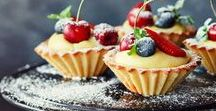 Easy Homemade Dessert Recipes / If you love desserts, you will love this board! A great collection of sweet recipes with beautiful pictures! | happyfoodstube.com