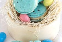 Super Cute Easter Recipes / We have your Easter covered with these super cute and delicious recipes. Easter desserts, Easter lunches, Easter appetizers!
