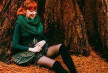 Woodland fashion