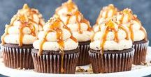 Cupcakes and Muffins / Cupcake are just muffins with fancy hats :) Cupcake Recipes | Muffin Recipes