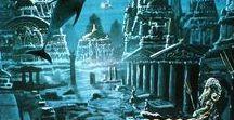 Атлантида / Исчезнувшая цивилизация