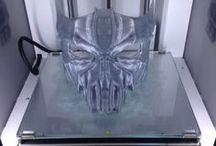 3D Drucker - Metaller.de / Heavy Metal / Mit dem ULTIMAKER 2 3D DRUCKER Prototypen etc. herstellen