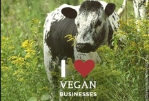 Vegan Business Guide  / #LocalVeganBusinesses. NO RECIPES, NO PRODUCTS, NO RECOMMENDATIONS. ONLY INFO TO INTRODUCE  YOUR VEGAN  BUSINESS TO OTHER  BUSINESSES  & CONSUMERS.NOTE: Boards are primarily designed to promote Green Biz of members of GreenPeople.org & OrganicConsumers.org. **Non members are limited to 5 PINS ONLY**Membership info http://www.greenpeople.org/features.cfm?signedin=no .Want to contribute? Follow a board, email username & the board you followed, will add you. ask@greenpeople.org  / by GreenPeople.org Community