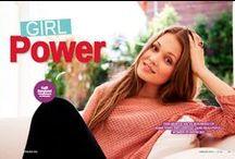 Girl Power / Girls who rock. Featured in Cliché Magazine.