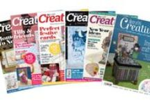 Magazines / All magazines available at www.onestopcraftshop.com  Ideal for inspiration
