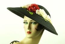 VINTAGE HATS & GLOVES / by Ginny Robertson LLC