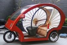 Eco Friedly cars and bikes