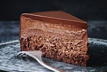 Chocolate Recipes / All the best chocolate desserts and treats.