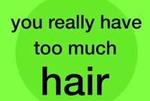 thick hair problems