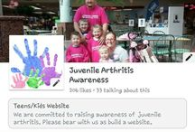 Juvenile Arthritis / Information on juvenile arthritis, it's affects, and helpful hints on how to treat it. / by Being Fibro Mom