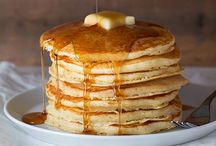 Pancakes and Waffles / The best pancake and waffle recipes.