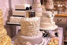 Wedding Cakes! / A mixture of my own and found images for everyone looking for wedding cake inspiration!